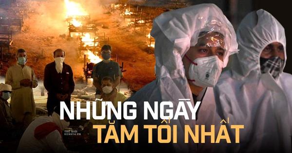 Ấn Độ trong những ngày tăm tối nhất: Phóng viên CNN chia sẻ những gì tận mắt chứng kiến về 'địa ngục Covid' giữa làn sóng dịch bệnh thứ 2