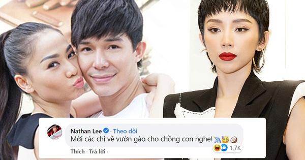 """Nathan Lee bất ngờ đào mộ clip Thu Minh làm giám khảo: """"Mời các chị về vườn gào cho chồng con nghe"""""""