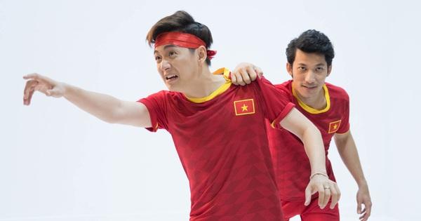 """Cười xỉu khi xem dàn Running Man Việt hóa cầu thủ, """"trùm cuối"""" BB Trần không làm mọi người thất vọng!"""