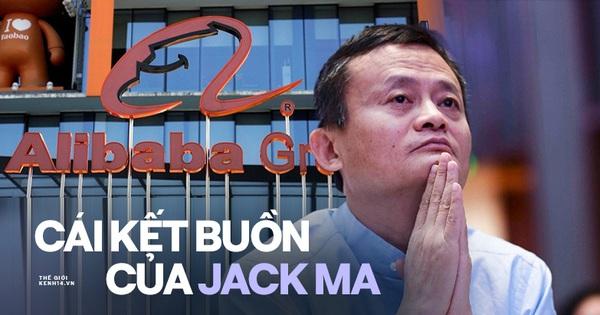 Cái kết buồn của Jack Ma: Khi đế chế hùng mạnh nhất Trung Quốc bị chặt gãy đôi cánh, chỉ còn lại cái bóng mờ
