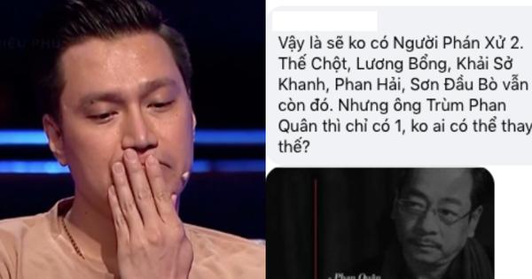 Netizen xúc động khi Việt Anh trả lời câu hỏi liên quan đến NSND Hoàng Dũng, không tin 'ông trùm phán xử' đã ra đi mãi mãi