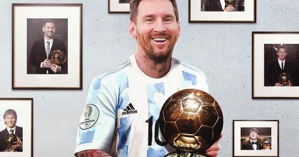 Thống kê khủng khiếp lý giải vì sao Messi là ứng viên nặng ký cho Quả bóng Vàng