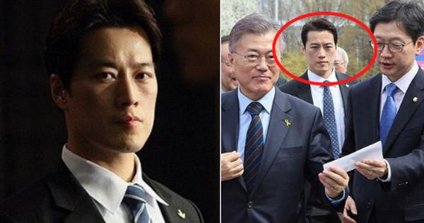 Vệ sĩ đẹp như tài tử của Tổng thống Hàn: Từng phải xin nghỉ việc vì đi đến đâu cũng làm 'điên đảo', gây bất ngờ với cuộc sống hiện tại bên vợ con