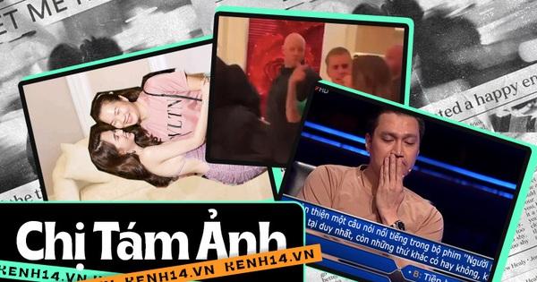 8 bức ảnh hot nhất ngày: Giọt nước mắt của Việt Anh, Vy Oanh cuối cùng cũng đẻ và bộ sofa của Ngọc Trinh có gì mà tranh cãi?