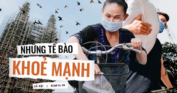 Sài Gòn sẽ chóng vượt qua cơn bệnh, nếu mỗi người đều cố gắng là một 'tế bào' khỏe mạnh