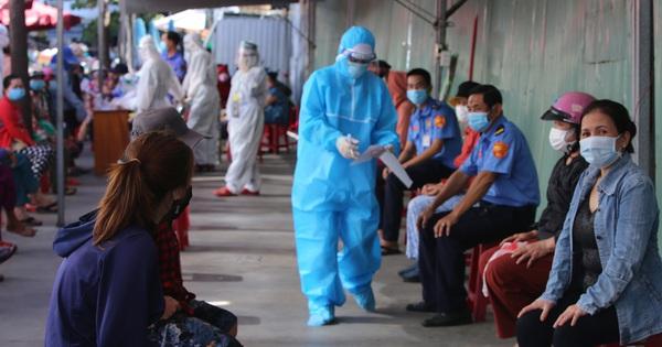 Đà Nẵng phát hiện nữ công nhân dương tính SARS-CoV-2 chưa rõ nguồn lây ở công ty có 4.000 người