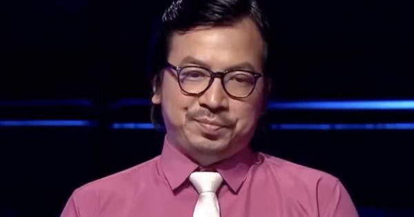 Giáo sư Xoay đang dẫn Ai Là Triệu Phú gặp ngay người chơi giang hồ, hỏi 1 câu 'biết bố mày là ai không' mà sợ run người