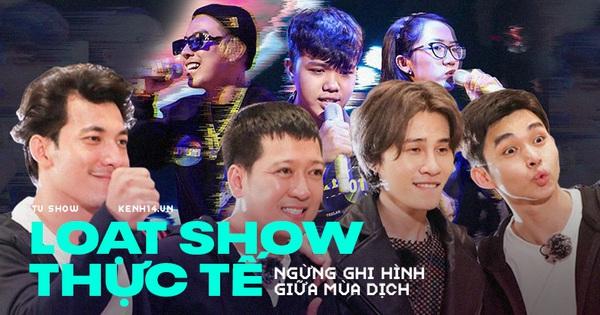 Loạt show thực tế ngừng ghi hình giữa mùa dịch: Running Man dời qua tháng 9, Rap Việt chưa thấy tăm hơi