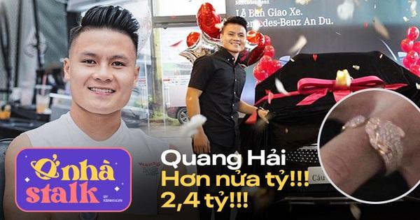 Ở tuổi 24, Quang Hải giàu cỡ nào?