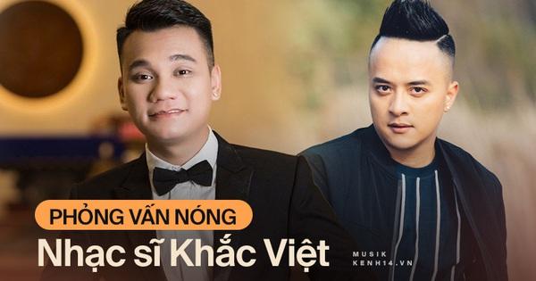 Phỏng vấn nóng Khắc Việt: 'Cao Thái Sơn là người sống không có tâm và lợi dụng mọi người'