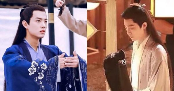 Càng 'leak' ảnh, Tiêu Chiến càng bị nghi 'đạo nhái' chính mình 3 năm trước ở Ngọc Cốt Dao, liệu đẹp thôi có được chấp nhận?