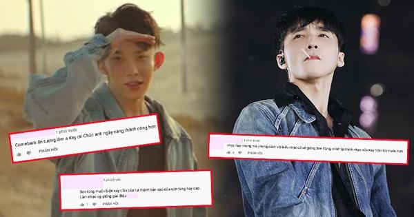 Netizen bình luận về MV đầu tiên của Kay Trần dưới trướng công ty M-TP: Đầu tư đấy nhưng chả khác gì bản 'photocopy' của Sơn Tùng!