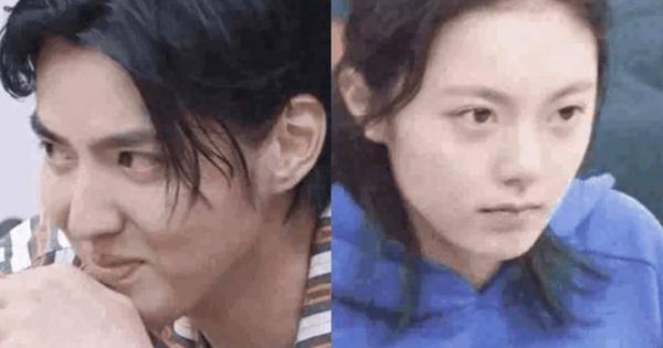 """Netizen sởn gai ốc khi xem lại ánh nhìn như muốn """"nuốt trọn"""" con gái nhà người ta của Ngô Diệc Phàm!"""