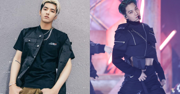 """Fan Ngô Diệc Phàm """"trộm"""" phần nhạy cảm của Kai (EXO) để chứng minh idol không bé như cây tăm"""