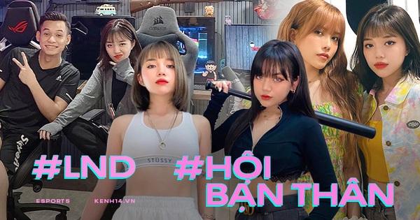 Điểm danh hội 'anh chị em bạn dì' của Linh Ngọc Đàm: Không streamer nổi tiếng thì cũng là những cái tên hot của showbiz Việt