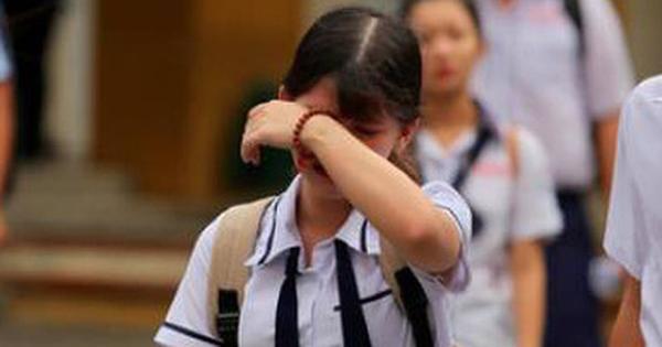 Nhà trường lên tiếng vụ: 'Mẹ bắt con quỳ vì 7 năm học sinh giỏi, mà giờ lớp 10 trường tư cũng không nhận'