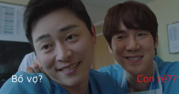 Hospital Playlist 2 có 'bùng binh quan hệ' rối hơn cả Penthouse: Ik Jun một bước từ bạn thân thành bố vợ Jeong Won?