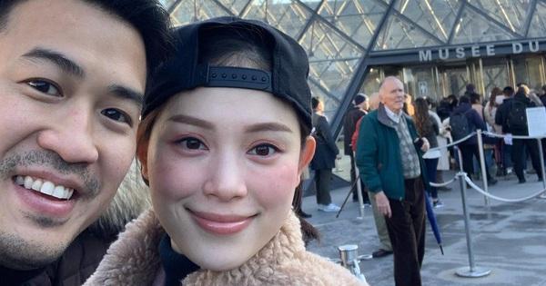 Con trai tỷ phú Johnathan Hạnh Nguyễn hẹn countdown 2022 ở Úc với bạn gái: Ủa? Mới nửa năm 2021 mà anh!