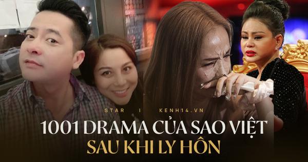 1001 drama dài tập của sao Vbiz hậu ly hôn: Hoàng Anh bị tố có 'tuesday', Hoàng Yến và Lê Giang đau đớn chung cảnh bị bạo hành!