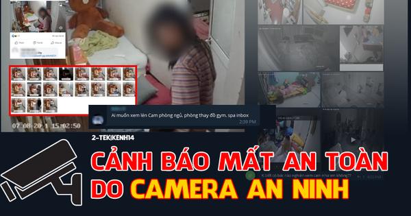 Hàng loạt clip nóng bị tung lên mạng, cảnh báo hiểm họa từ việc lắp camera trong phòng ngủ