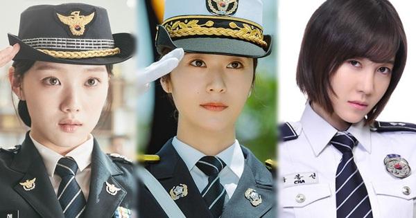 6 nữ cảnh sát bao ngầu ở phim Hàn: Vừa đẹp vừa giỏi như Krystal, Lee Sung Kyung thì ai mà không mê?