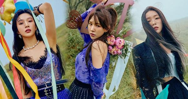 Ngộp visual trong ảnh 'nhá hàng' lạ mắt của Red Velvet: Irene đẹp 'câm nín' sau phốt, Wendy mặt đơ lột xác đỉnh cao