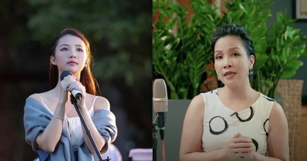 Diva Mỹ Linh ví dụ sự khác biệt khi hát giọng mũi, netizen hô hào tag Erik - AMEE, đến Đức Phúc cũng bị gọi tên