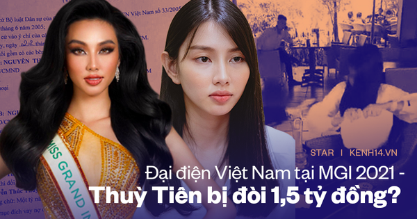 Vừa báo đi thi Hoa hậu Hoà bình quốc tế, Thuỳ Tiên đã bị chị gái Hoa hậu Đặng Thu Thảo tố quỵt nợ 1,5 tỷ, đại diện nói gì?