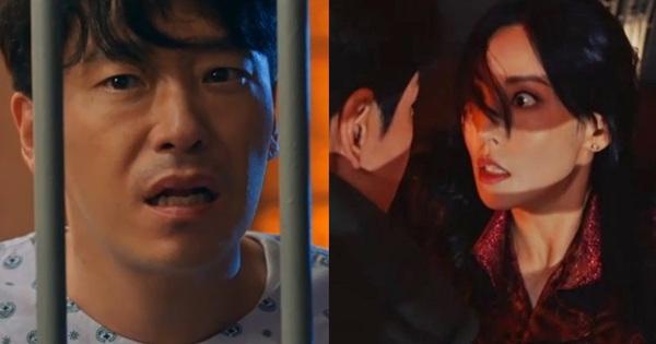 Penthouse 3 tập 10: Ju Dan Tae bị quật tơi tả, vừa mất cả núi tiền lại còn bị tống vào trại tâm thần