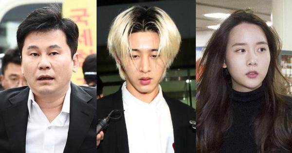 Hết Seungri, đến chủ tịch YG 'lên thớt': Dọa giết bạn gái cũ của T.O.P với câu nói lạnh gáy để lấp liếm vụ B.I mua chất cấm