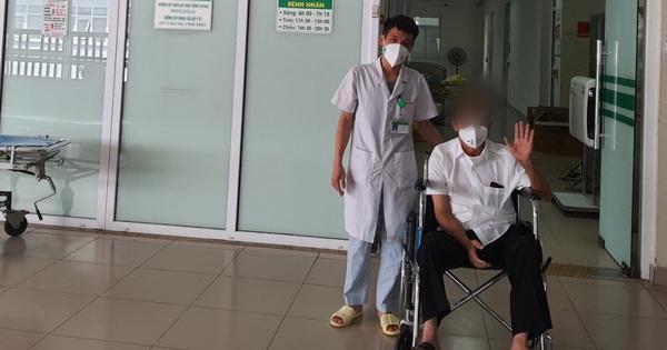 Bệnh nhân chiến thắng Covid-19 sau hơn 2 tháng thở máy, 15 lần lọc máu, 38 ngày ECMO