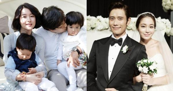 6 couple 'chú cháu' hạnh phúc nhất Kbiz: Lee Young Ae cưới chồng đại gia hơn 20 tuổi, sao Vườn Sao Băng viên mãn dù chồng ngoại tình