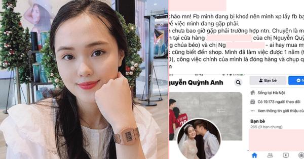 'Công chúa béo' Quỳnh Anh - vợ Duy Mạnh bị tố nhập nhằng lương thưởng của nhân viên, thái độ 'cáu bẳn, chỉ biết chửi mắng không suy xét'?