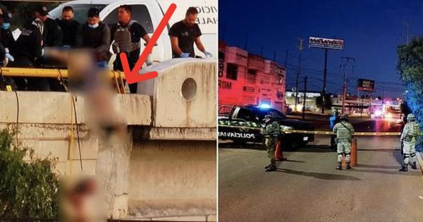 Phát hiện 6 thi thể nam giới bán khoả thân bị treo cổ trên thành cầu, cảnh tượng khủng khiếp gây ám ảnh tột độ