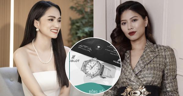 Hương Giang 'chốt' đồng hồ Hublot của BTV Ngọc Trinh với giá 900 triệu trên livestream, ở ẩn nhưng vẫn quyết đóng góp ủng hộ Sài Gòn