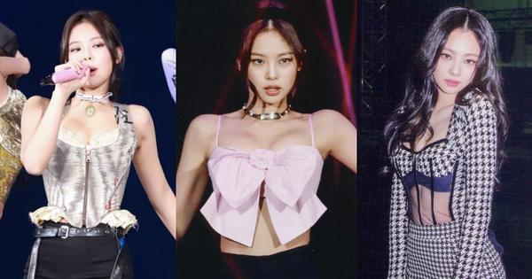 Từ thời Lee Hyori đến giờ mới có 1 nữ idol hạng A khoe vòng 1 ngồn ngộn mà không bị 'ném đá': Nữ hoàng sexy mới của Kpop đây?