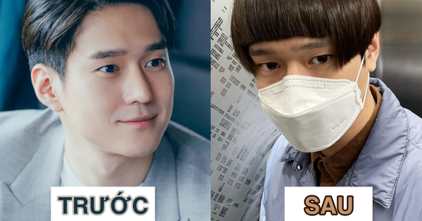 Mùa dịch nam thần Go Kyung Pyo (Reply 1988) 'tự hủy' với quả đầu gáo dừa, chụp 7749 kiểu khiến netizen thảng thốt: 'Lạy hồn!'