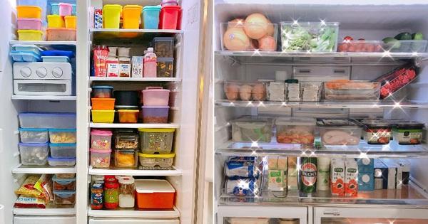 Thiên hạ đua nhau khoe tủ lạnh mùa giãn cách, tầm này đây mới là gia tài thực sự
