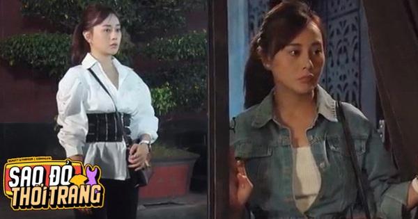 Hết lời nguyền gilet, Nam (Hương Vị Tình Thân) lại vướng kiếp mặc hàng hiệu như đồ Taobao, nhãn hàng chắc phải chạnh lòng lắm!