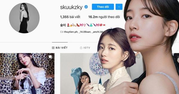Netizen phát hiện điểm lạ về tài khoản Instagram của Suzy, cả showbiz Hàn hiếm thấy ai thế này!