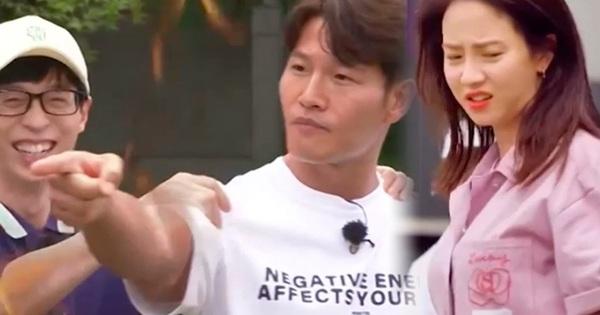 Kim Jong Kook giận đỏ mặt, Song Ji Hyo chửi um khi bị dàn cast Running Man trêu chuyện quay vlog cùng nhau