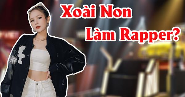 Xoài Non trổ tài 'bắn' rap, Xemesis khẳng định luôn: Quán quân Rap Việt mùa 3 là đây chứ đâu!
