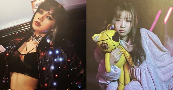 Bộ ảnh chưa từng công bố của BLACKPINK: Jisoo hoá bad girl 'kèn cựa' Lisa, cô gái 'chằm kẽm' Jennie gây thương nhớ