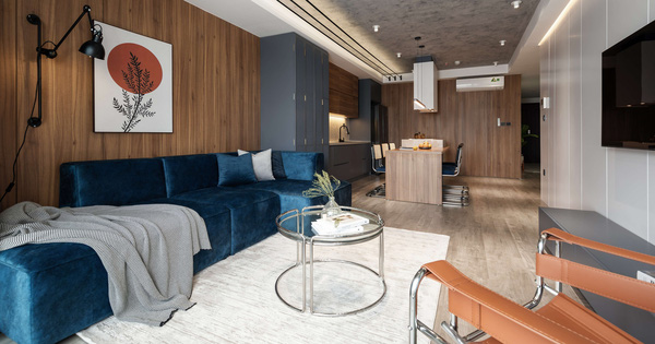 Cặp đôi chốt căn hộ 103m2 gần hồ Tây, buộc phải cắt giảm chi phí thiết kế nhưng thành quả vẫn sang vô cùng