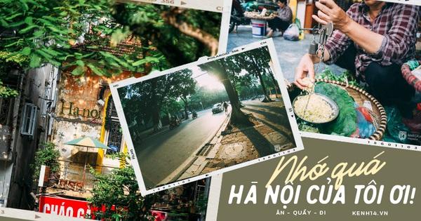 Sống giữa lòng Thủ đô mà sao vẫn nhớ Hà Nội da diết: Những khoảnh khắc dưới đây nhất định sẽ khiến bạn thổn thức