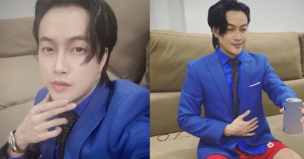 TiTi lên đồ bảnh bao, đẹp trai 'tóc tai vuốt vuốt' dự sinh nhật Nhật Kim Anh, ai ngờ lộ 1 chi tiết khiến dân tình muốn xỉu ngang