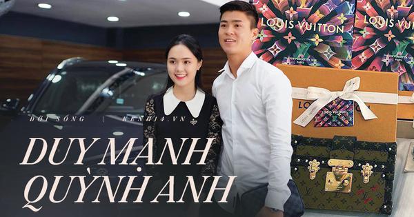 Vợ chồng Duy Mạnh - Quỳnh Anh giàu cỡ nào?