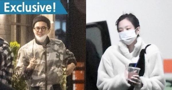 Hot nhất sáng nay: G-Dragon đến thăm Jennie ở phim trường, hé lộ tình trạng sau nửa năm bị Dispatch 'khui' hẹn hò