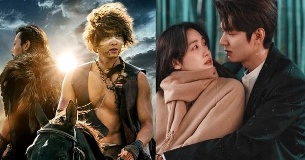 5 phim Hàn toàn sao hạng A lại thêm kinh phí khủng vẫn thua ê chề: Bom xịt của Lee Min Ho bị gọi tên nhiều nhất