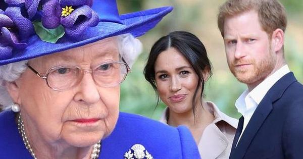 Nữ hoàng Anh gửi lời mời đặc biệt đến vợ chồng Meghan và phản ứng của cặp đôi gây chú ý